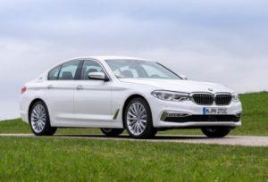 יבוא אישי BMW היברידית